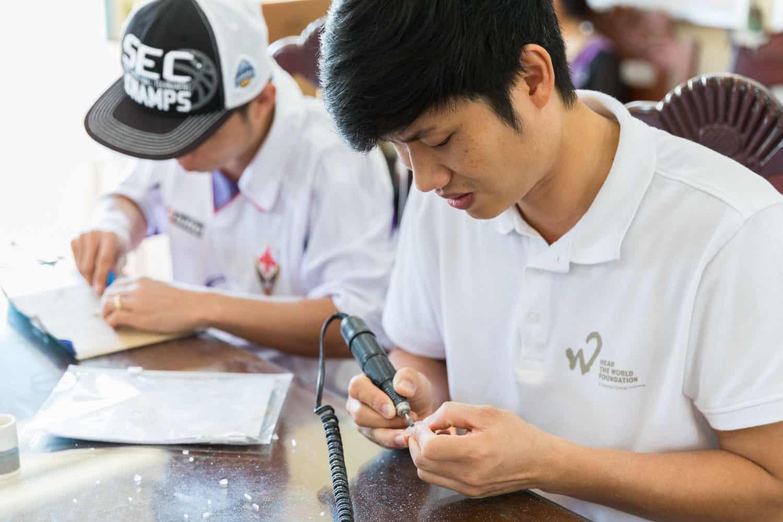 NGO documentary photography hear the world binh dang20