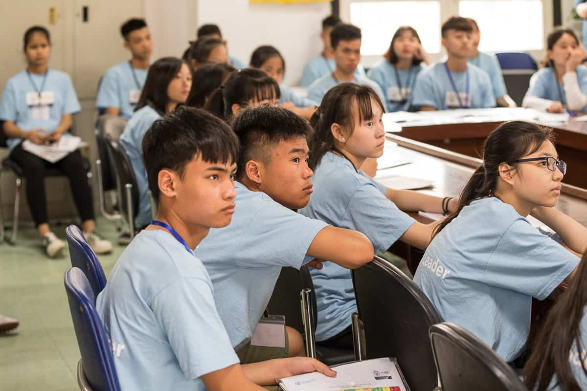 Vietnam Manchester City Cityzens giving young leaders 2