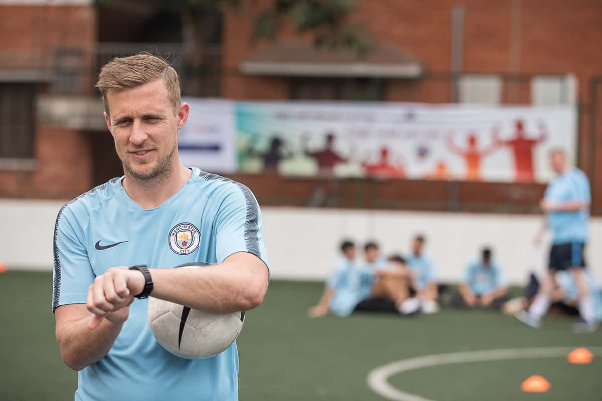 Vietnam Manchester City Cityzens giving young leaders 7